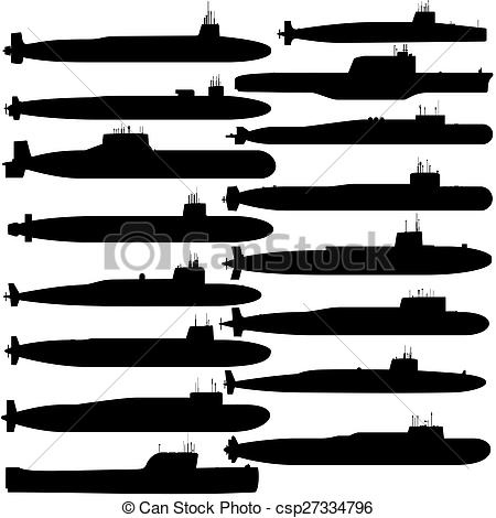 Ballistic missile submarine Illustrations and Stock Art. 24.