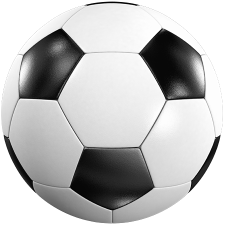 Stickers Ballon foot 1.