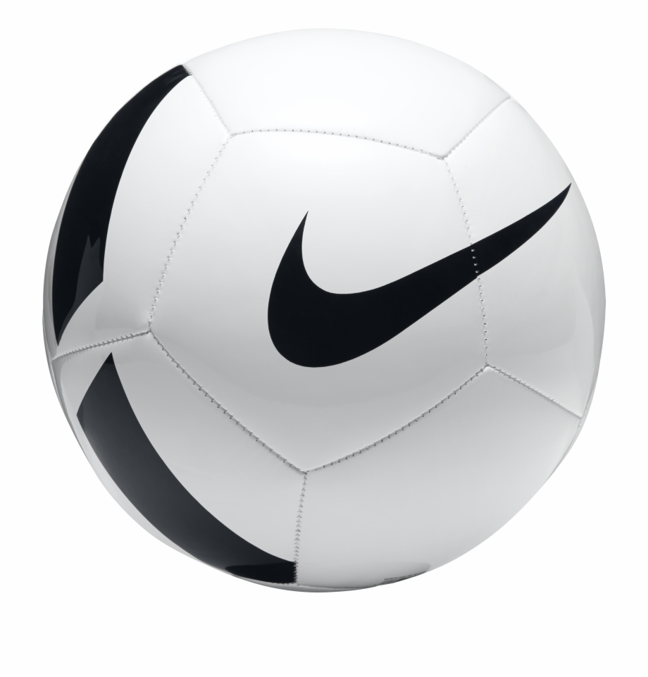 Nike Pitch Team Soccer Ball.
