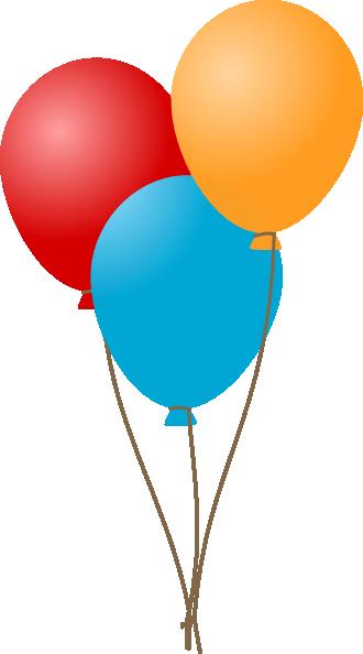 Balloon clipart - Clipground