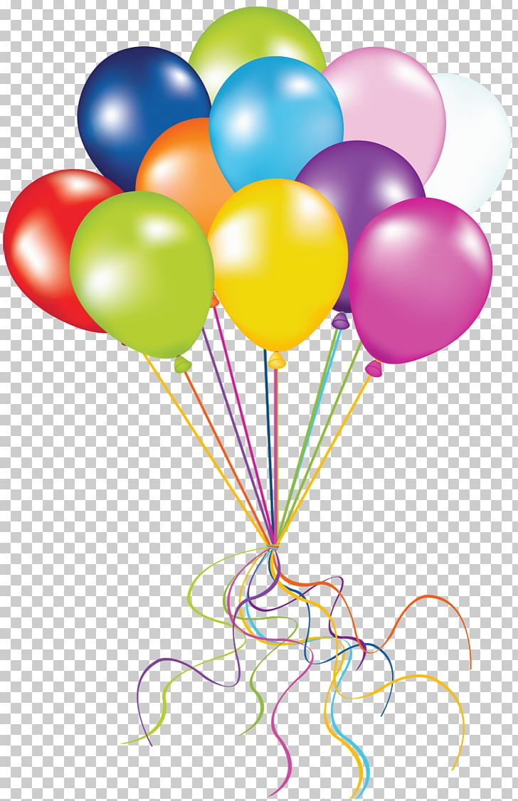 Balloon Birthday PNG, Clipart, Balloon, Balloons, Birthday.