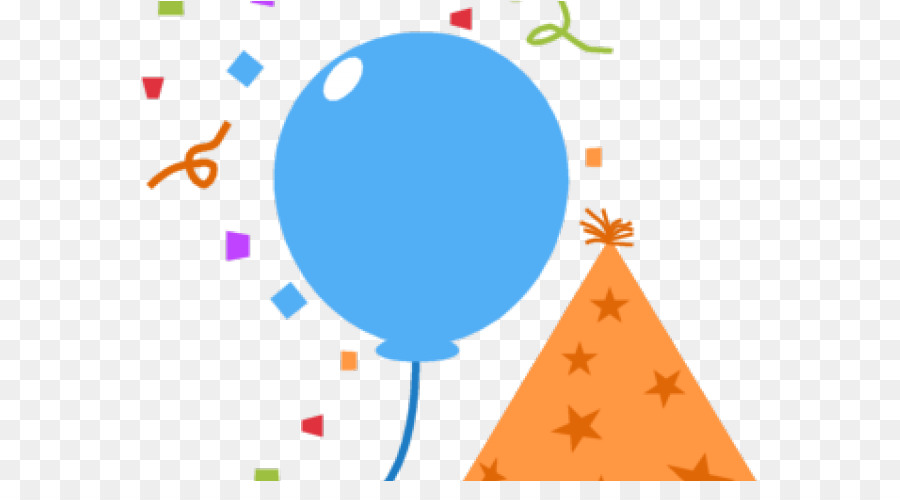 Birthday Balloon Cartoon png download.