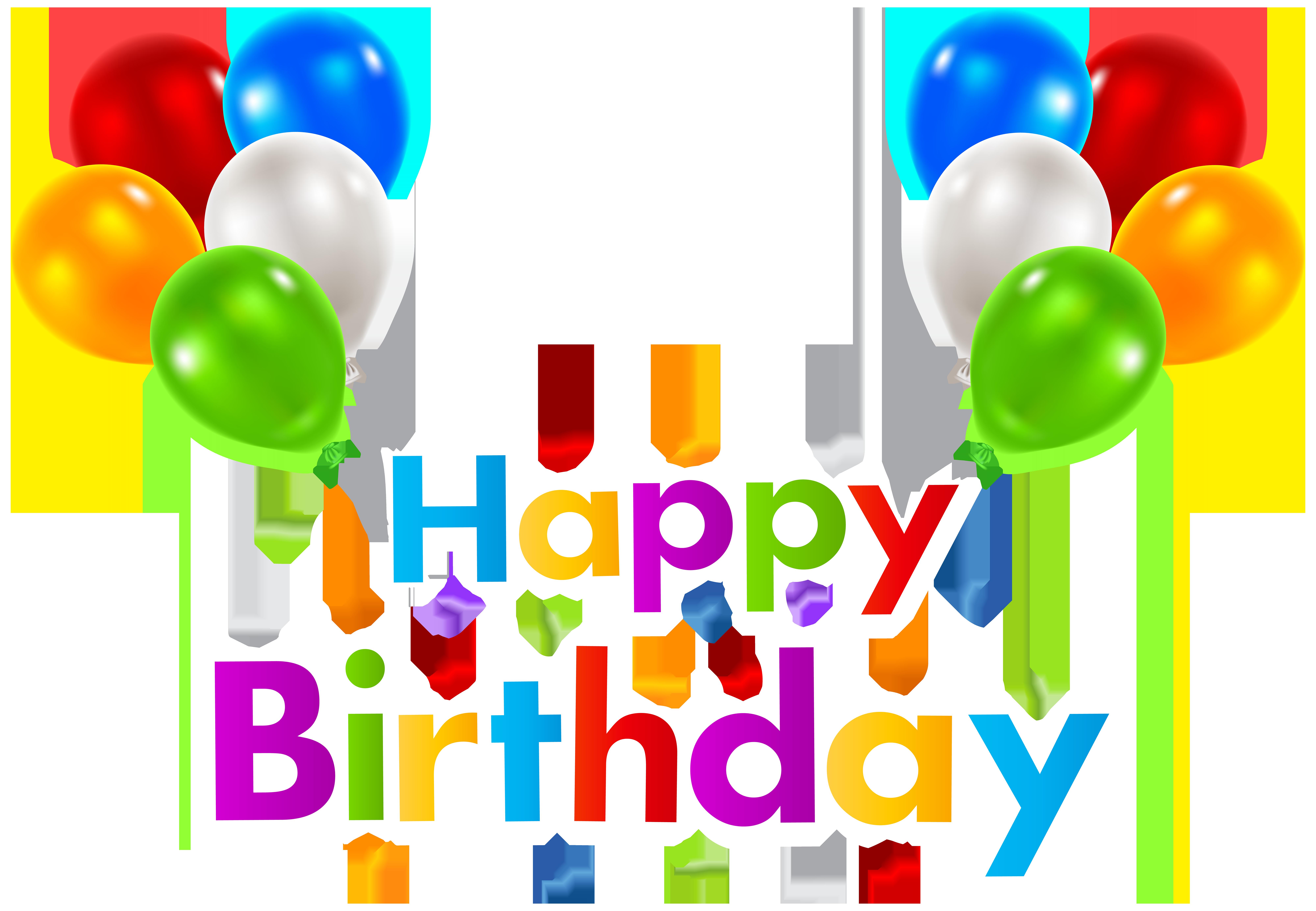 Balloon Birthday Party hat Clip art.