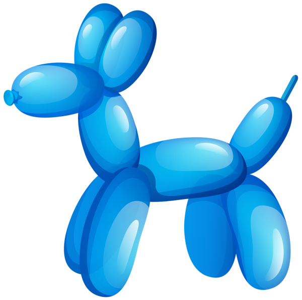 balloon animal clipart png - Clipground