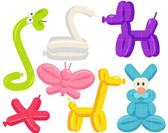 Free Balloon Animals Cliparts, Download Free Clip Art, Free Clip Art.