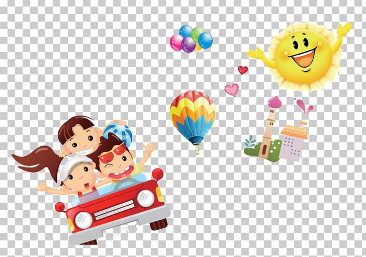 Child Cartoon Balloon PNG, Clipart, Air Balloon, Art, Balloon.