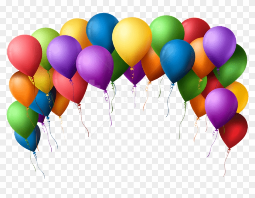 Free Png Download Balloon Arch Transparent Png Images.