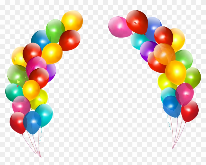 Colorful Balloons Png Image Background Png Arts For.