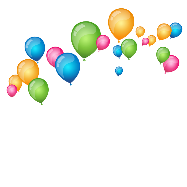 Balloons Background PNG Image Free Download searchpng.com.