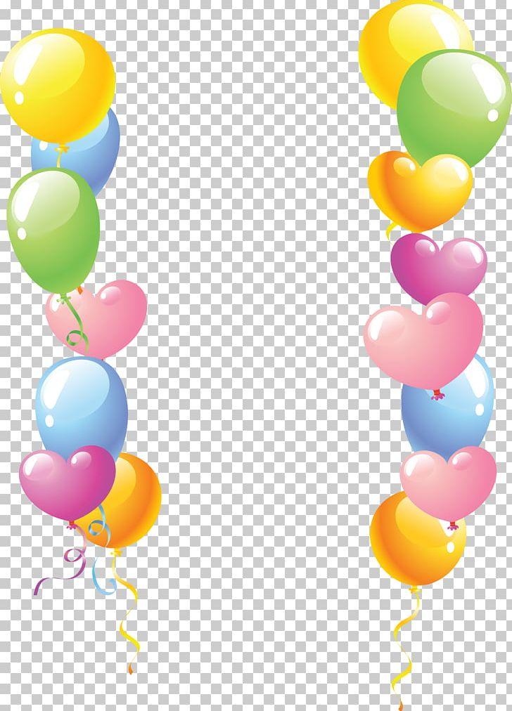 Balloon Heart PNG, Clipart, Border, Border Frame, Border Texture.