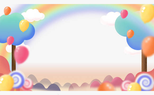 Balloon Border Png & Free Balloon Border.png Transparent Images.