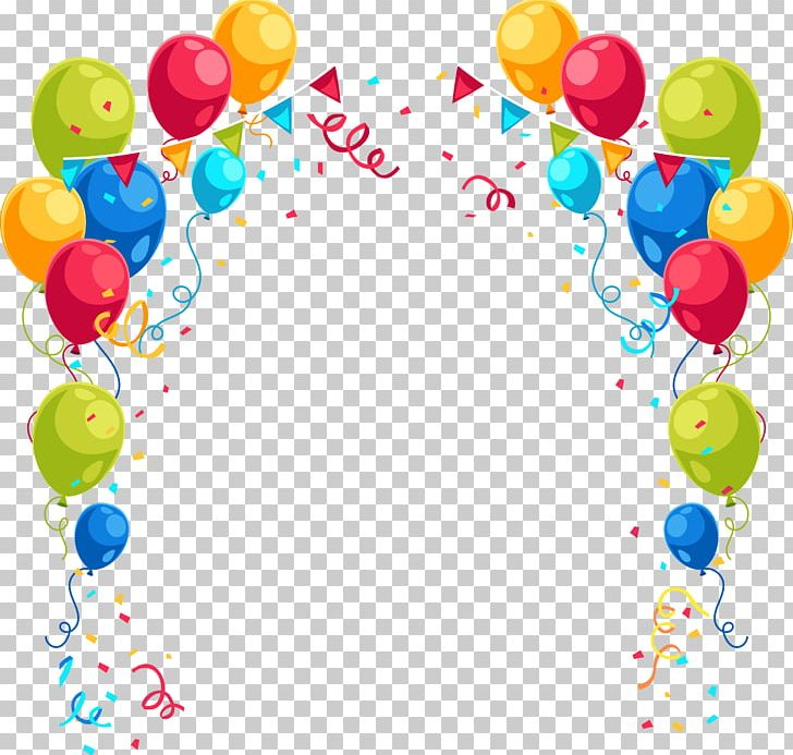 Balloon Stock Photography Birthday PNG, Clipart, Balloon Borders.