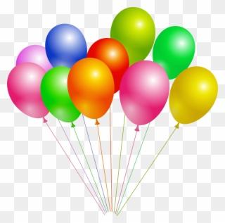 Free PNG Balloon Bouquet Clip Art Clip Art Download.