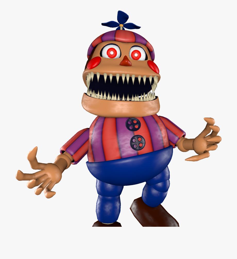 Nightmare Clipart Boy.