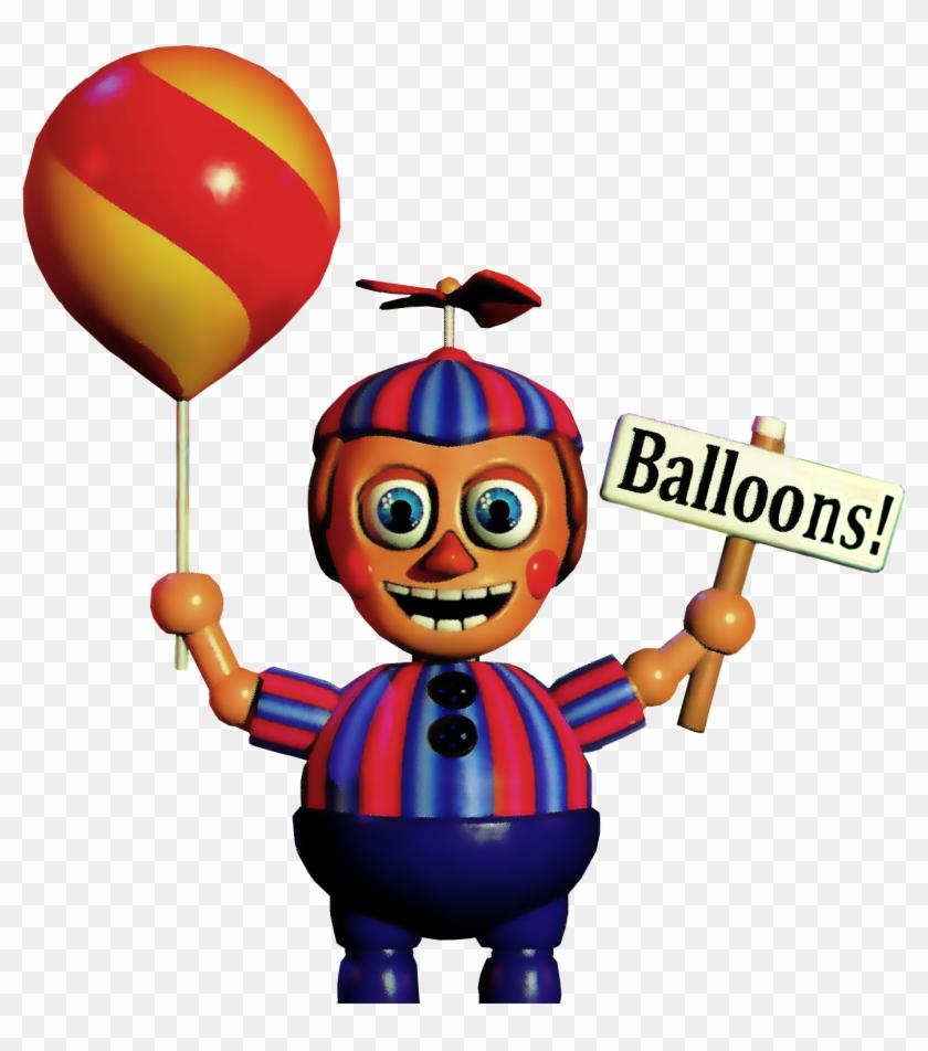 Balloon Boy Png.