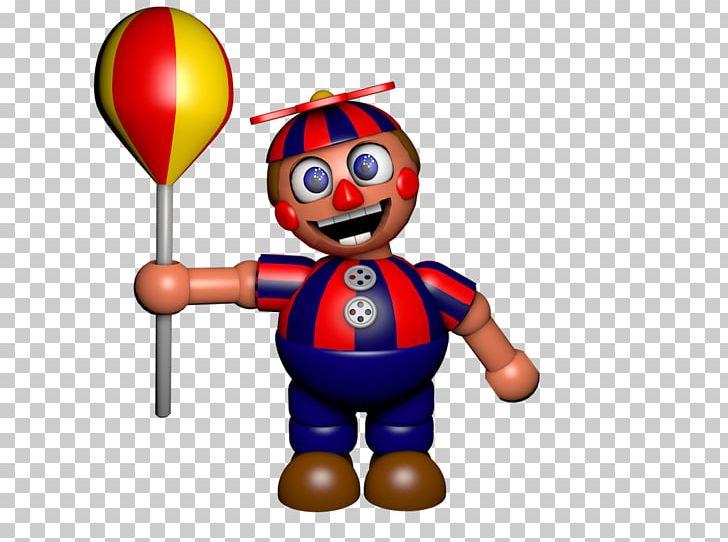 FNaF World Five Nights At Freddy's 2 Balloon Boy Hoax Cartoon Travel.