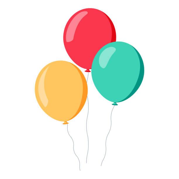 Best Balloons Illustrations, Royalty.