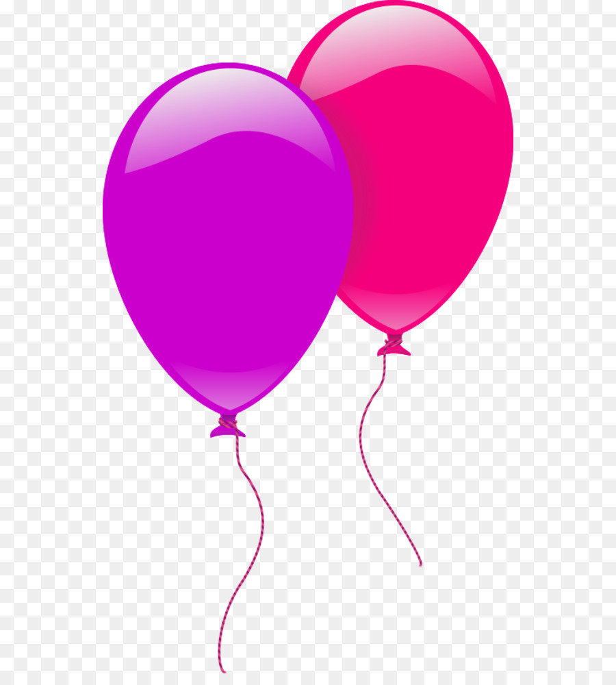 Birthday Balloon Cartoon png download.
