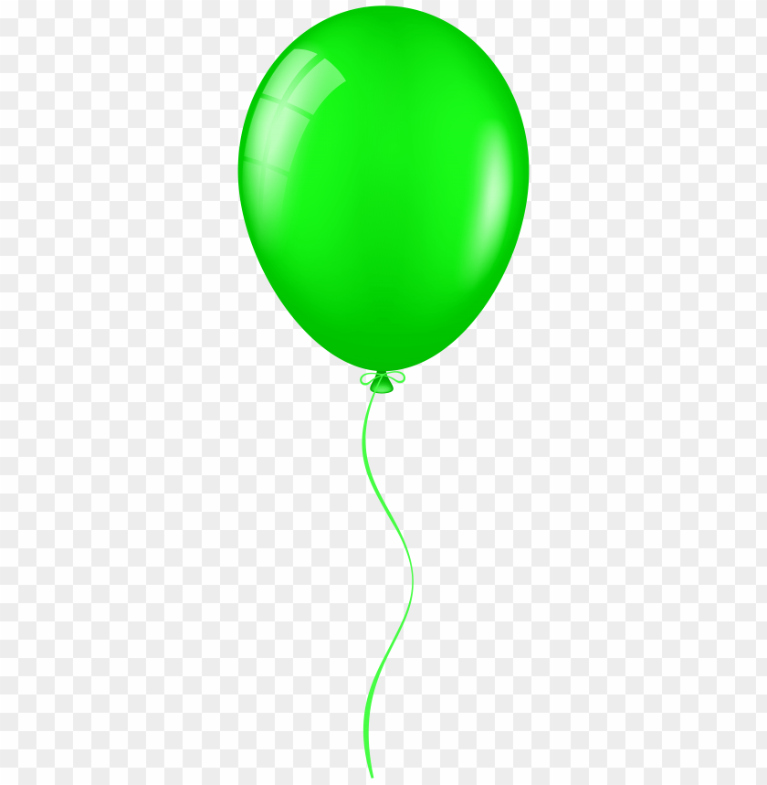 Download green balloon clipart png photo.