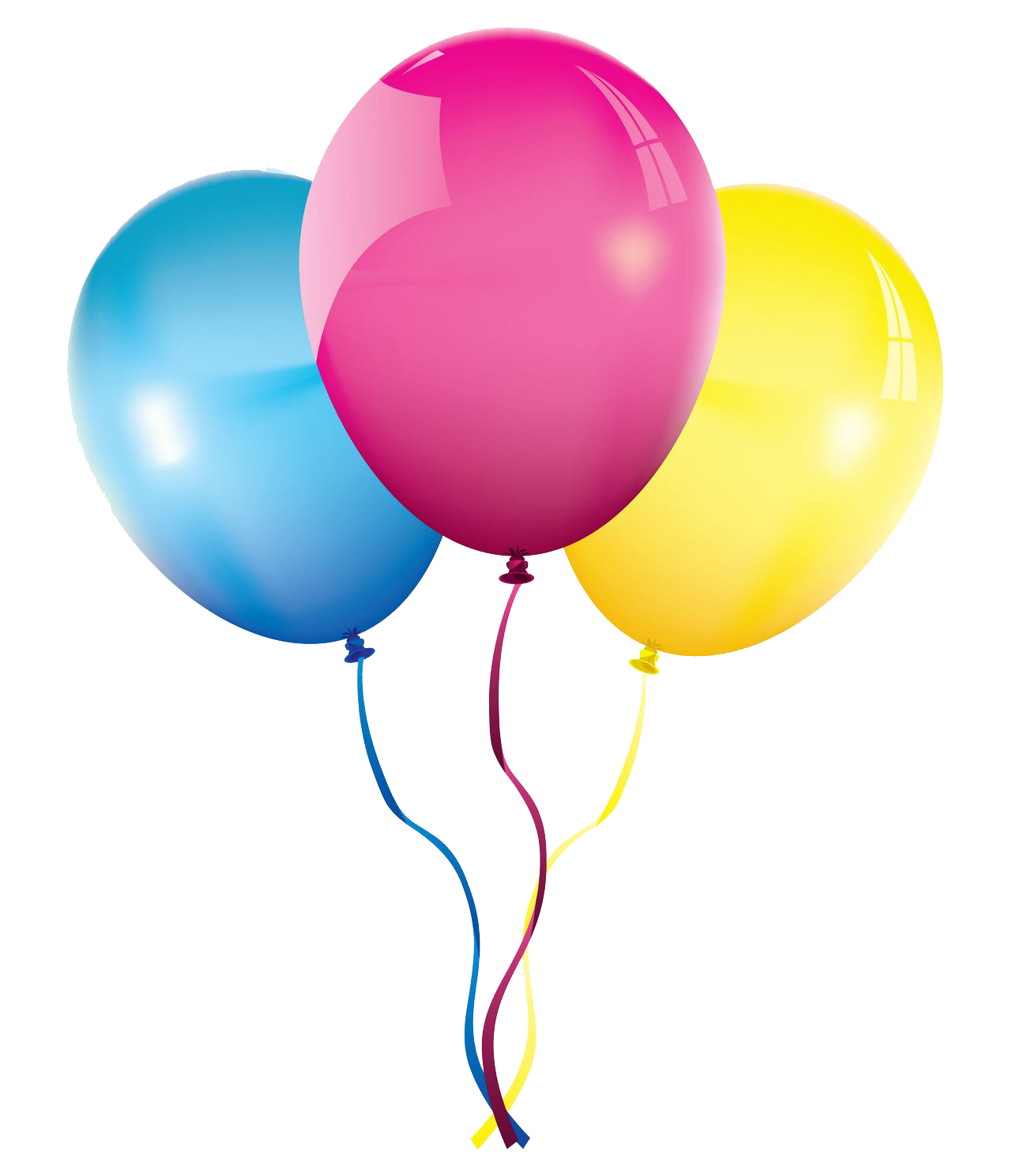Birthday Balloon Party Clip art.