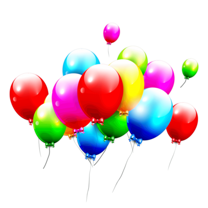 Balloons Clipart PNG Image Free Download searchpng.com.