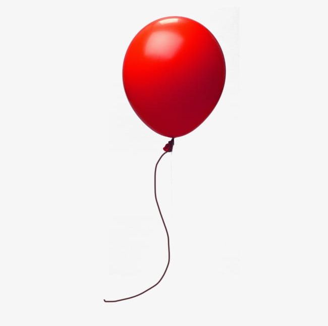 Red Balloon PNG, Clipart, Balloon, Balloon Clipart, Red, Red.