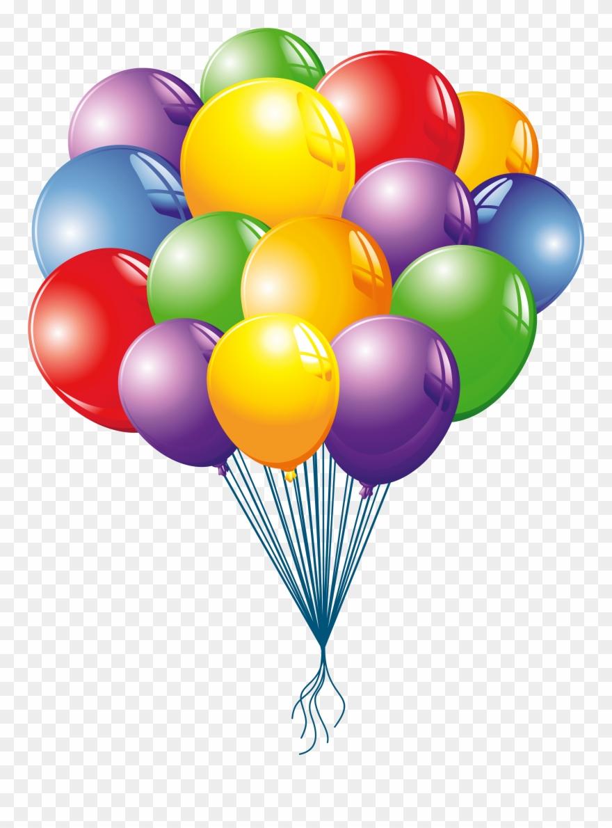 Top 63 Balloons Clip Art.