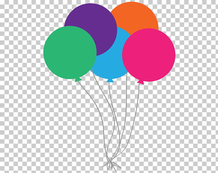 Happy Birthday to You Free content , Balloon String s PNG.