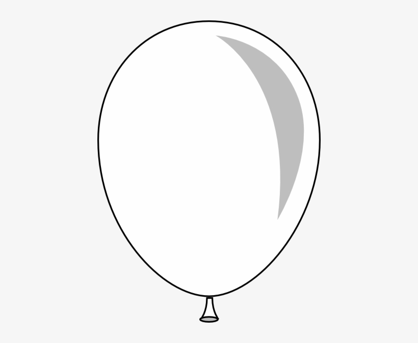How To Set Use New Outline Balloon Clipart PNG Image.