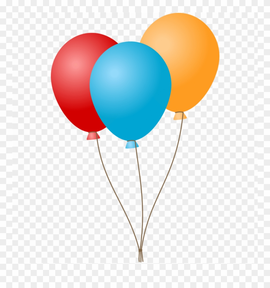 Download Balloon's Clipart Png Photo.