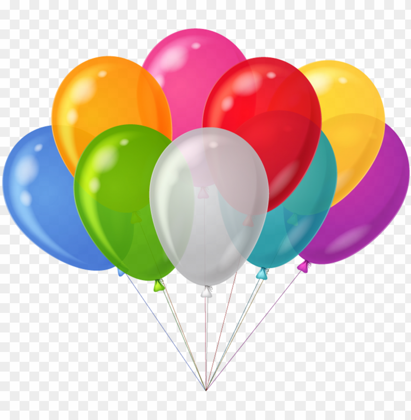 balloons clipart transparent background.