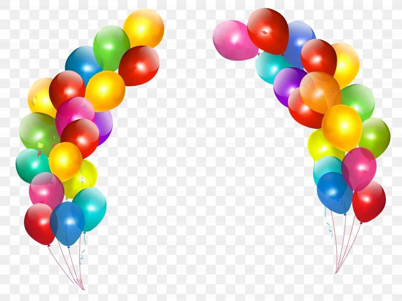 Balloon Birthday Clip Art, PNG, 4944x3702px, Balloon.