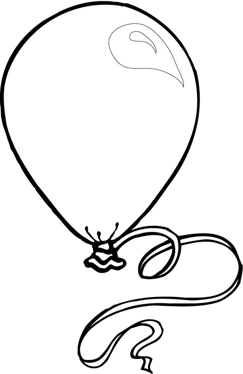 Free Balloon Drawing, Download Free Clip Art, Free Clip Art.