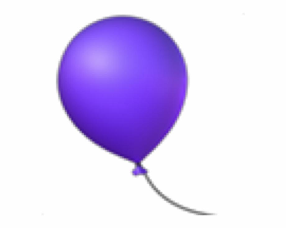 globo #balloon #violet #violeta #emoji #freetoedit.