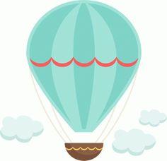 Balloon Festival Clip Art.