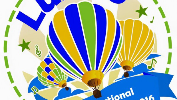 3. Lubao Hot Air Balloon Festival Pampanga Philippines.