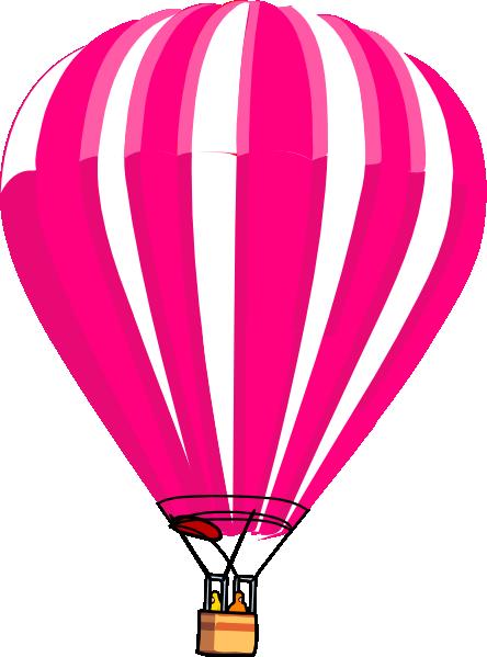 Hot Air Balloon Basket Clip Art.