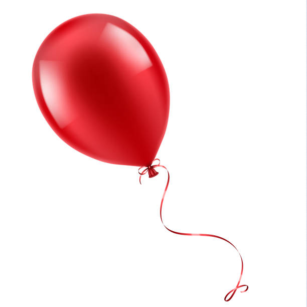 Best Red Balloon Illustrations, Royalty.