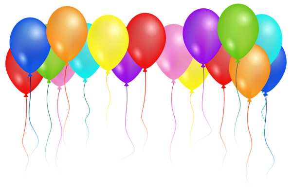 Birthday balloons free birthday balloon clip art clipart 2.