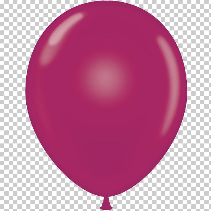Balloon release Maroon Bag Balloon light, helium balloon PNG.