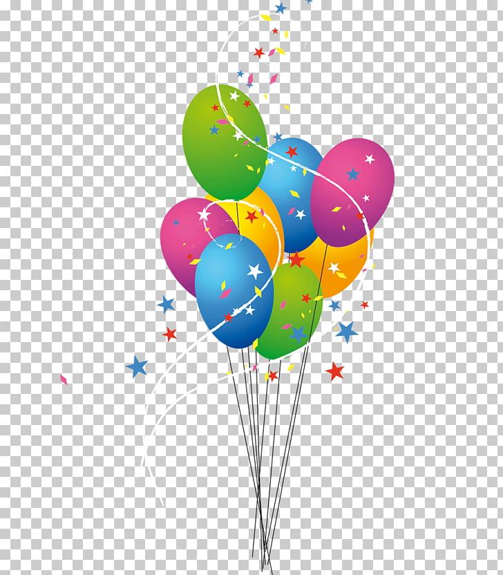 Shopping bag Balloon, Balloon Creative PNG clipart.