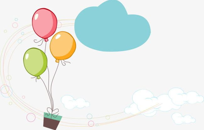 Balloon Clouds PNG, Clipart, Baiyun, Balloon, Balloon.