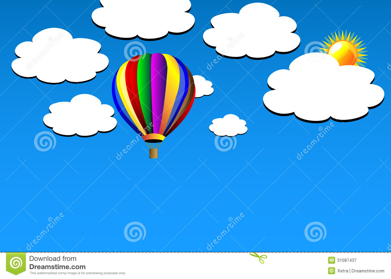 Cloud Air Clipart.