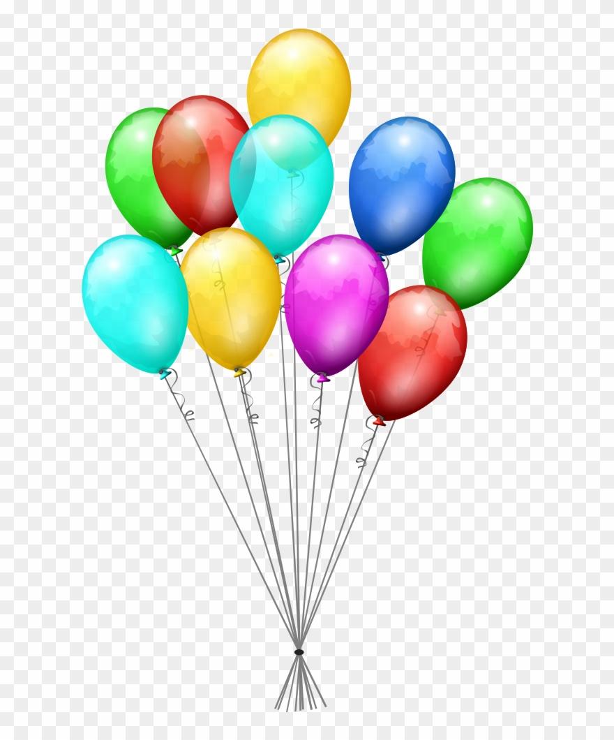 String Clipart Balloon.