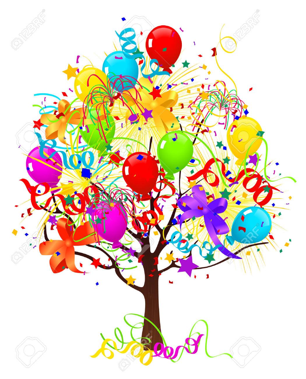 Holiday Tree, Illustration Royalty Free Cliparts, Vectors, And.
