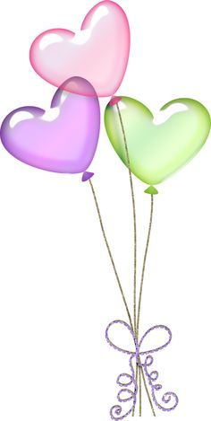 Single Purple Balloon PNG Clipart Image.