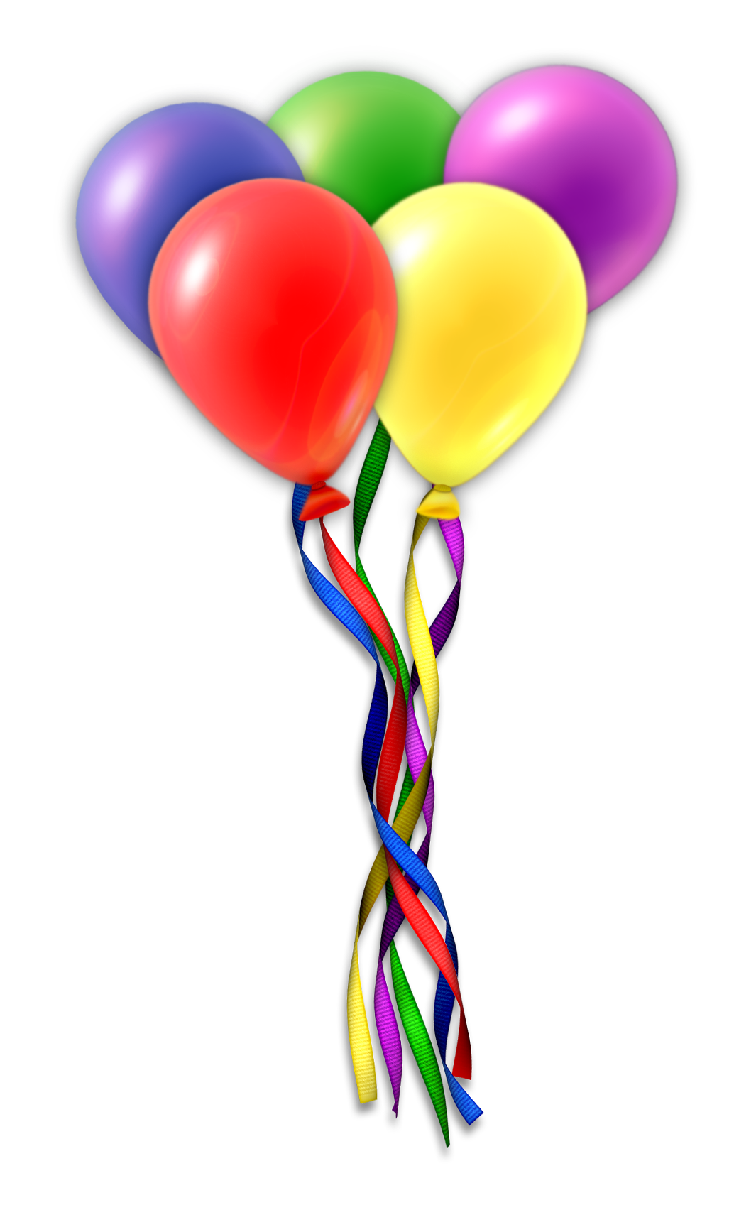 Balloons PNG Images Transparent Free Download.