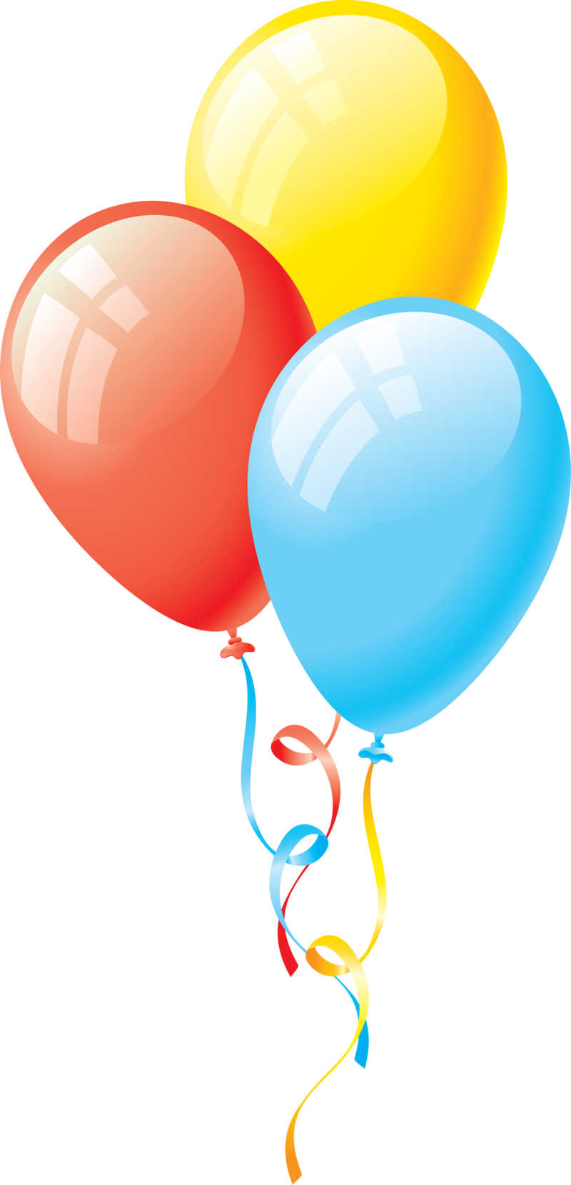Download Free png Colorful balloon PNG image, free download.