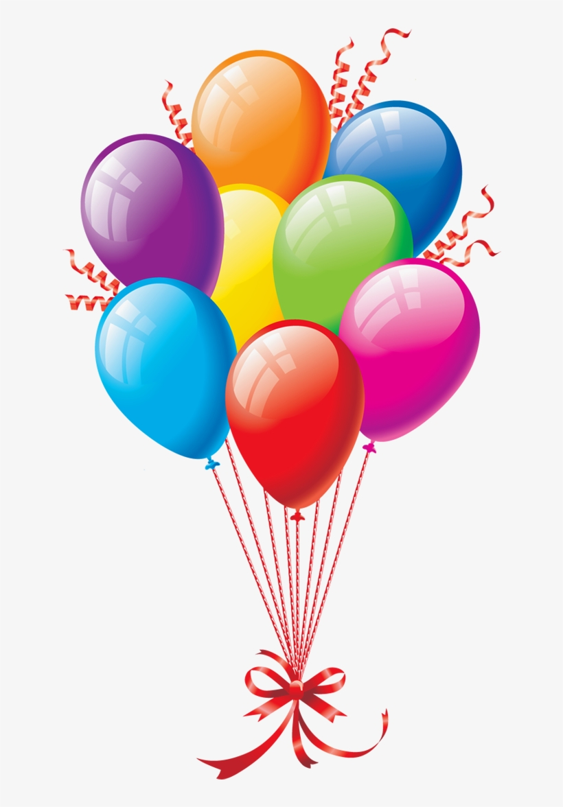 Balloons Png Transparent Background.
