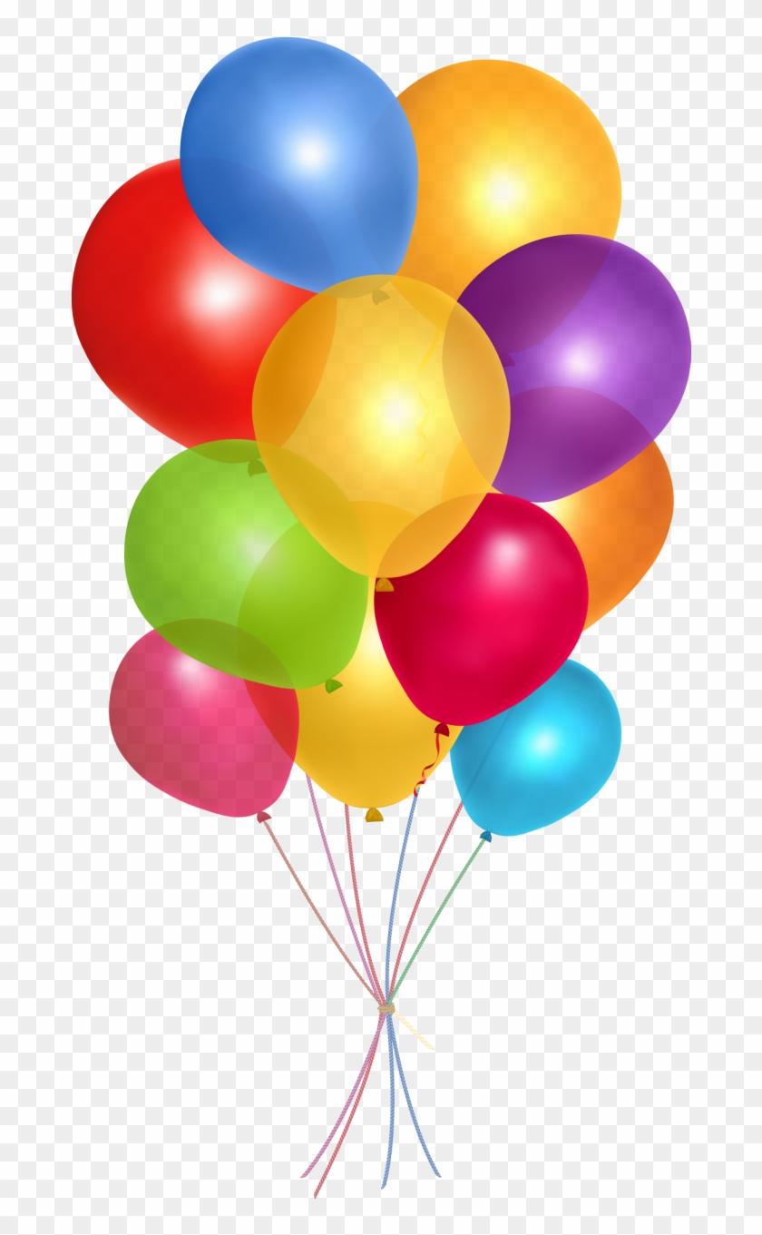 Birthday Balloons Clipart, Balloon Clipart, Balloon.